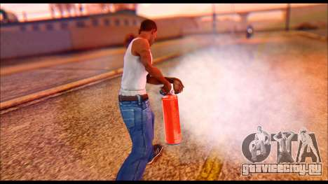 The Best Effects of 2015 для GTA San Andreas седьмой скриншот