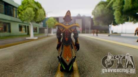 Masteryi League of Legends Skin для GTA San Andreas третий скриншот
