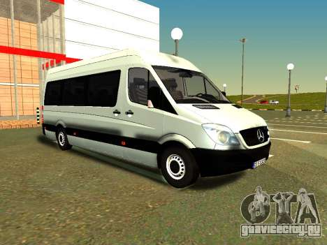 Mercedes-Benz Sprinter Long для GTA San Andreas