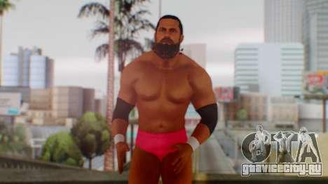 WWE Damien Sandow 2 для GTA San Andreas