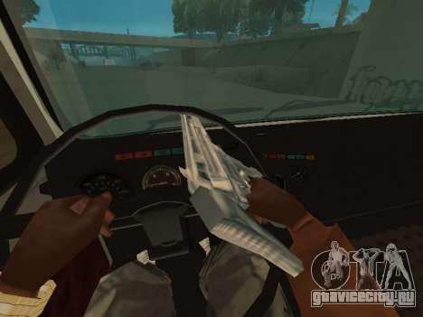 МАЗ 551605-221-024 для GTA San Andreas вид справа