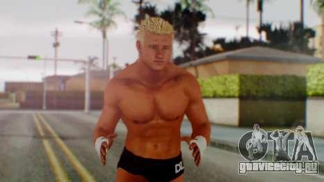 Dolph Ziggler 1 для GTA San Andreas