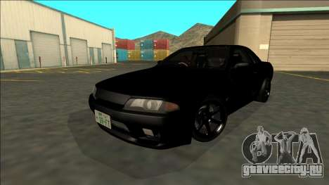 Nissan Skyline R32 Drift для GTA San Andreas вид сбоку