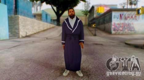 WWE Damien Sandow 1 для GTA San Andreas второй скриншот