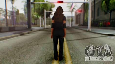 Stephani WWE для GTA San Andreas третий скриншот