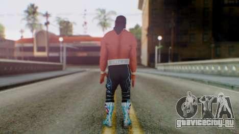 Holy Hulk Hogan для GTA San Andreas третий скриншот