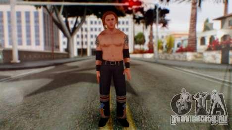 Heath Slater для GTA San Andreas второй скриншот