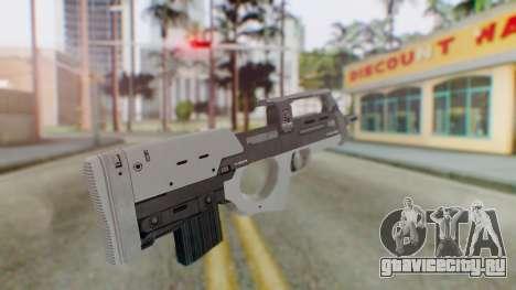 GTA 5 Assault SMG - Misterix 4 Weapons для GTA San Andreas второй скриншот