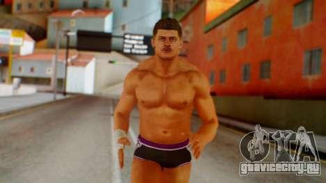 Cody Rhose для GTA San Andreas