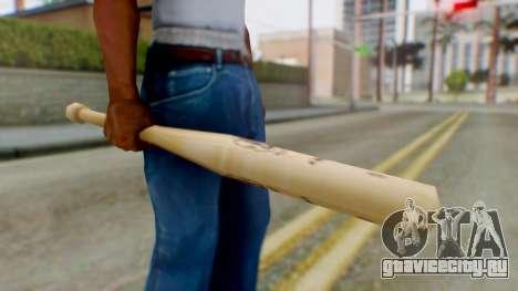 Vice City Baseball Bat для GTA San Andreas