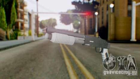 GTA 5 Sawed-Off Shotgun - Misterix 4 Weapons для GTA San Andreas