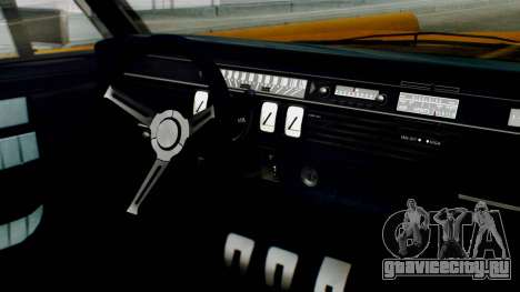 GTA 5 Vapid Chino Tunable для GTA San Andreas вид справа
