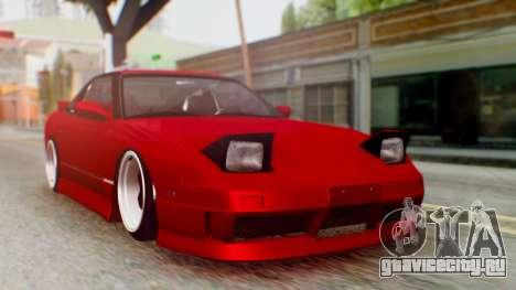 Nissan 240SX Drift v2 для GTA San Andreas