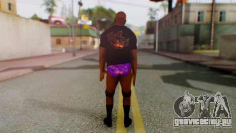 Titus ONeil 2 для GTA San Andreas третий скриншот