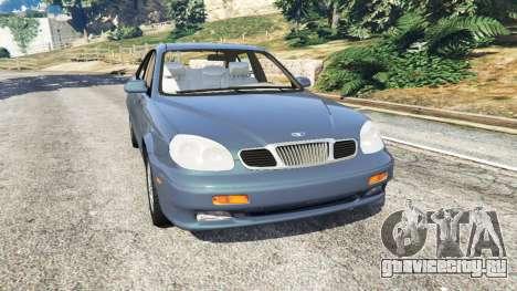 Daewoo Leganza US 2001 для GTA 5