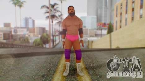 WWE Damien Sandow 2 для GTA San Andreas второй скриншот