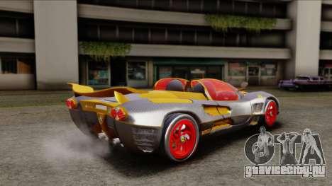 Ferrari P7 Carbon для GTA San Andreas вид слева