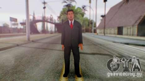 Justin Roberts для GTA San Andreas второй скриншот