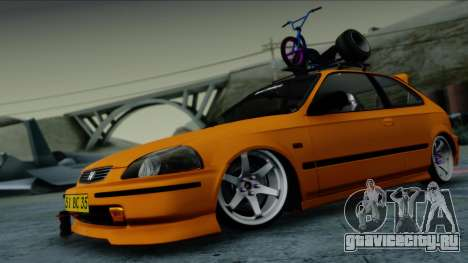 Honda Civic BC YAPIM для GTA San Andreas