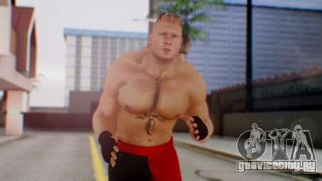 Brock Lesnar для GTA San Andreas