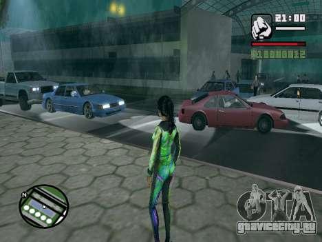 Christie Doa Changed v1.0 для GTA San Andreas второй скриншот