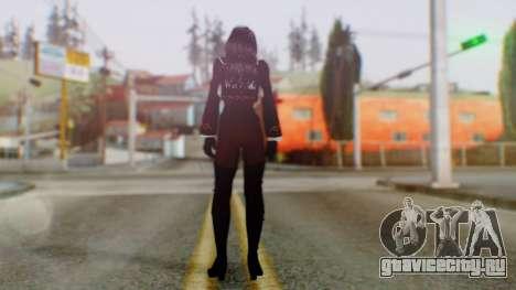 Jillanna для GTA San Andreas третий скриншот
