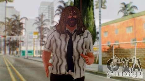 WWE Mankind для GTA San Andreas