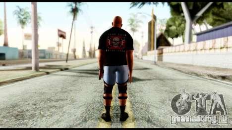 WWE Stone Cold 2 для GTA San Andreas третий скриншот