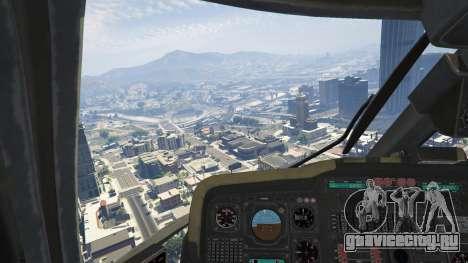 Harbin Z-9 для GTA 5 четвертый скриншот