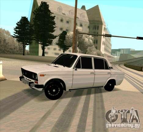Ваз 2106 [ARM] для GTA San Andreas
