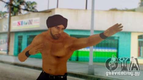 Jinder Mahal 1 для GTA San Andreas