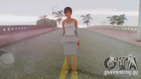 Miss Elizabeth для GTA San Andreas второй скриншот