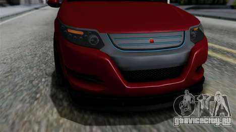 GTA 5 Cheval Surge IVF для GTA San Andreas вид справа