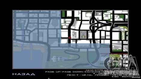 Очередь около кинотеатра для GTA San Andreas шестой скриншот