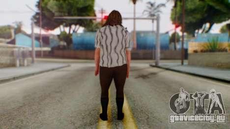 WWE Mankind для GTA San Andreas третий скриншот