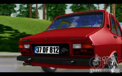 Renault 12 Toros для GTA San Andreas вид справа