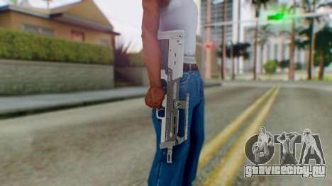 GTA 5 Assault SMG - Misterix 4 Weapons для GTA San Andreas третий скриншот