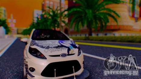 Aero Project Art 0.248 для GTA San Andreas двенадцатый скриншот