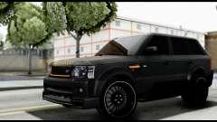 Range Rover Sport 2012