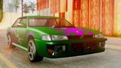 Sultan Винил из Need For Speed Underground 2 для GTA San Andreas