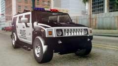 New Police Ranger для GTA San Andreas