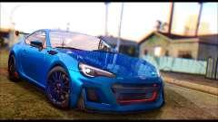 Subaru BRZ STi Concept 2016 для GTA San Andreas