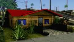 Новый дом Дениз для GTA San Andreas