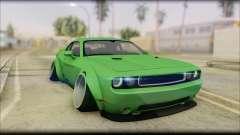 Dodge Challenger LB Perfomance для GTA San Andreas