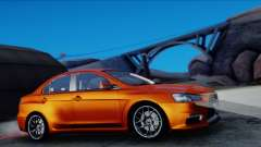 Mitsubishi Lancer Evolution X Tunable New PJ