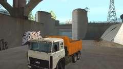 МАЗ 551605-221-024 для GTA San Andreas