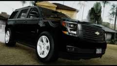 Chevrolet Tahoe 2015 для GTA San Andreas