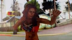 Micki James для GTA San Andreas