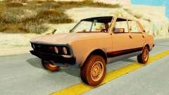 Fiat 132 для GTA San Andreas