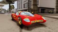 Ferrari P7-2 Iron Man для GTA San Andreas
